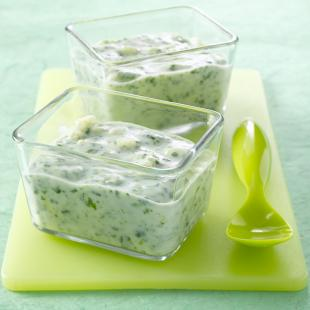 cauliflower and spinach cheese